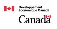 Développement économique Canada logo